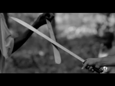 'Papa Machete': The Art of Haitian Machete Fencing