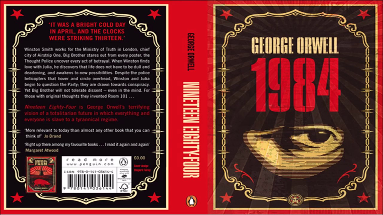 a personal review of the book 1984 by george orwell The novel that inspired george orwell's 1984 in his review, orwell praised the book's became part of his personal mythos—including.