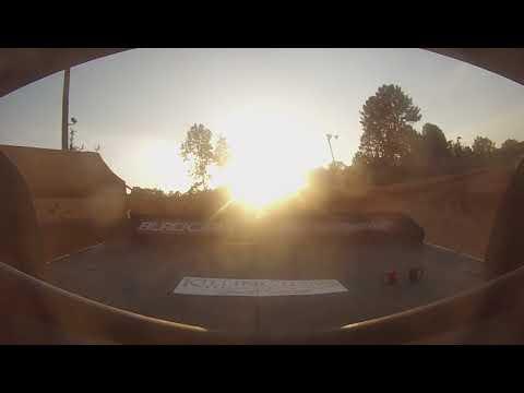 East Lincoln Speedway 6-15-19 Pro 4 Front Cam Heat Race Alexus Motes