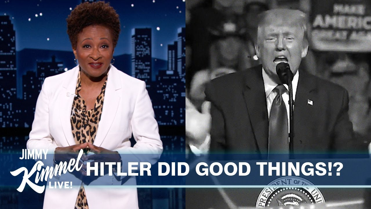 Download Guest Host Wanda Sykes on Trump Praising Hitler, Republicans Refusing Vaccines & Gay Couches!