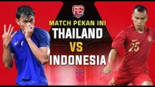 [AFF Suzuki Cup 2018] Thailand Vs Indonesia  Full Match Group A 17.11.2018