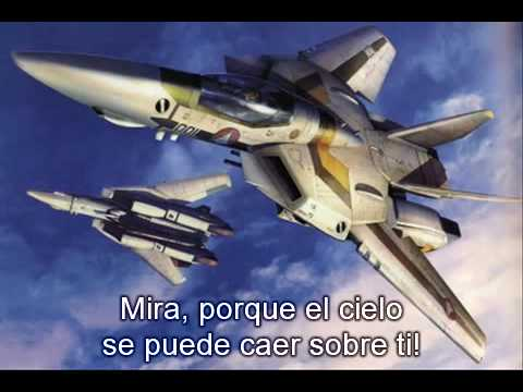 Robotech   Look Up! The Sky is Falling  Subtitulado al español