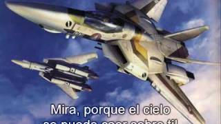 Robotech -  Look Up! The Sky is Falling - Subtitulado al español