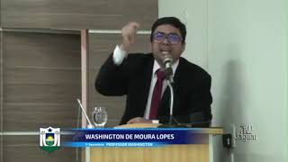 Washington Moura - Pronunciamento 15 08 2019
