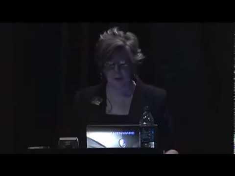 IUFO Congress 2011 - Nancy Talbott - Crop Circle Science - Cosmic Calling Cards
