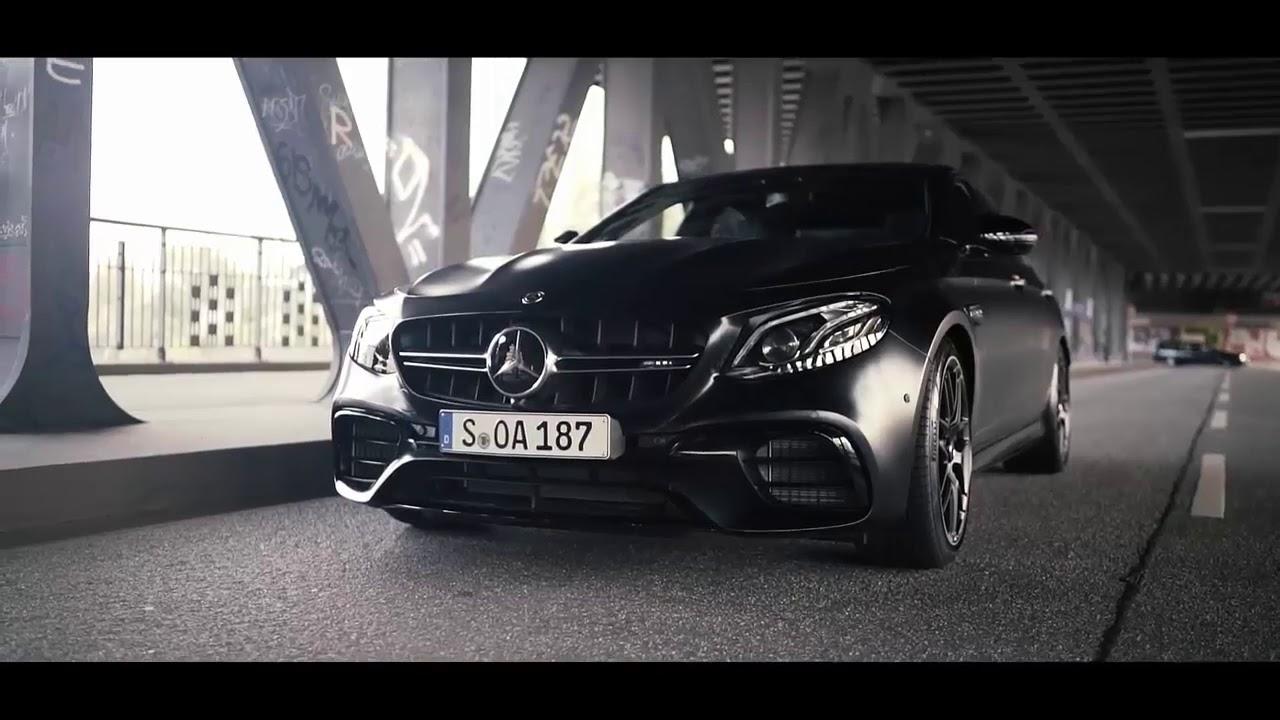 Mercedes E63 Amg >> E63S AMG CARPORN! von MontanaBlack - YouTube