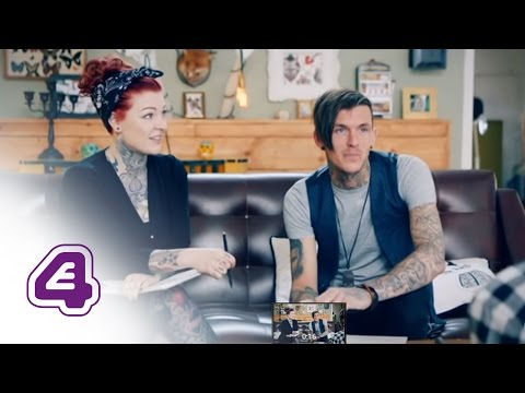 Cover Up | Tattoo Fixers S1-Ep6 | E4
