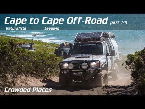 Cape to Cape Off-road Adventure, part 1/3