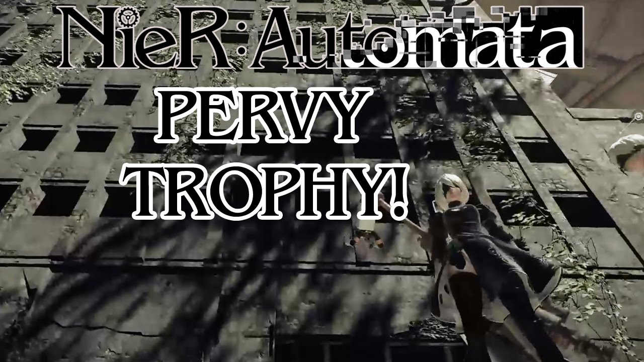 nier What automata you doing are