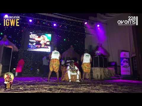 Concert Black T   En direct du palais des congrès de Lomé,