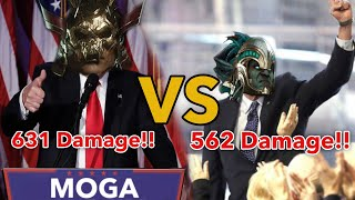 MK11 Shao Kahn vs Kotal Kahn Combo Video [Mortal Kombat 11]