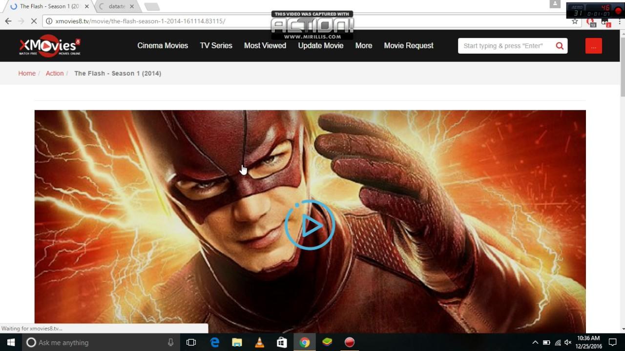 Download Flash season 1 All episode