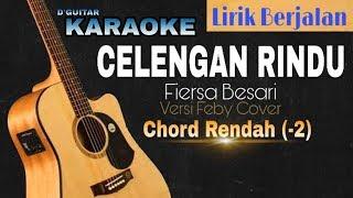 karaoke-lower-key-versi-feby-cover-celengan-rindu-fiersa-besari