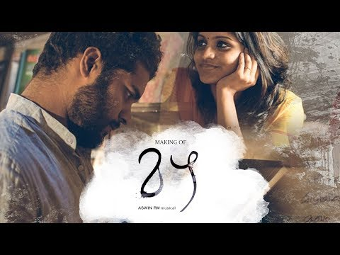 Making of Mazha Malayalam Music Video | Behind The Scenes | CrewCat Entertainment