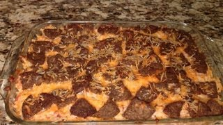 Hash Brown Casserole With Sausage And Ham