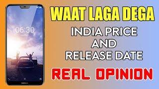 Nokia X6 Ka Fast Review, Real Hands On, Sabki Watt Laga Dega, Expected India Price, Launch Date