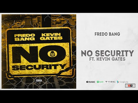 """Fredo Bang – """"No Security"""" Ft. Kevin Gates (In The Name Of Gee)"""