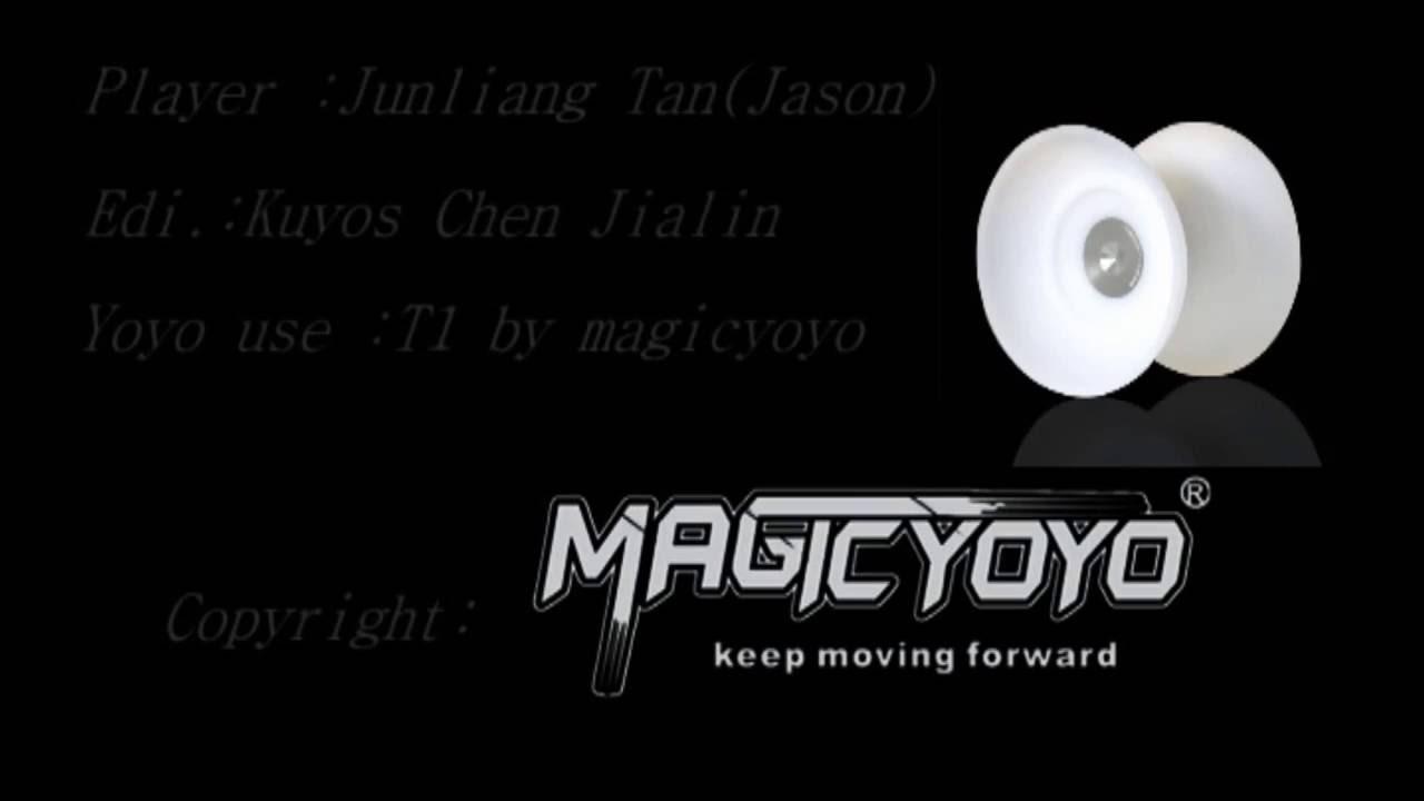 Magicyoyo Present YoYo Tutorial Tie The String 4A