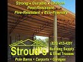 STEEL TRUSSES and RV Covers, Carports, BEST KIT PRICING