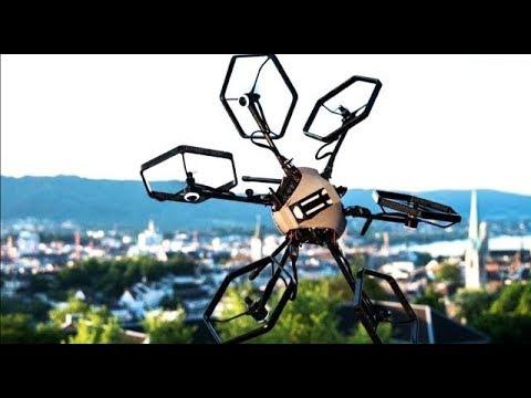 10 Amazing / Strangest Drones!
