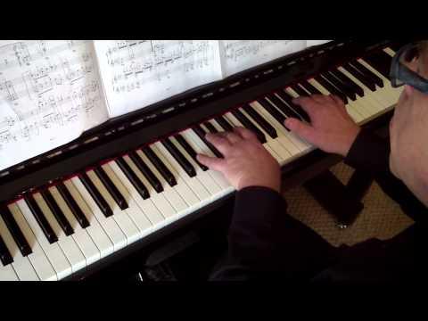 Whisper Of A Thrill  Thomas Newman Piano