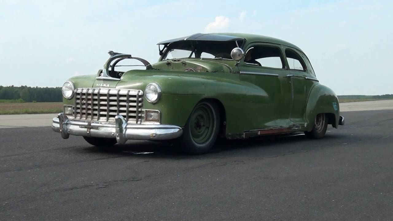 dodge 48 airride - YouTube