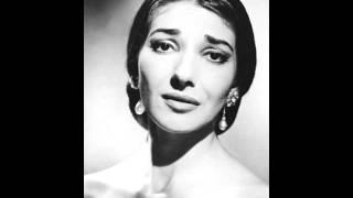 Maria Callas - O mio babbino caro (Puccini -  Gianni Schicchi).wmv
