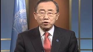 Secretary-General Ban Ki-moon: Children's Rights and Business Principles Thumbnail