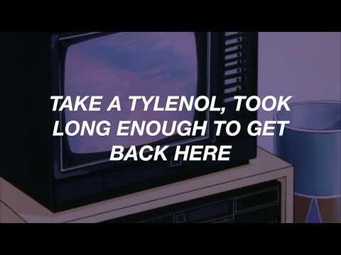 HUNNY - Televised (lyrics)
