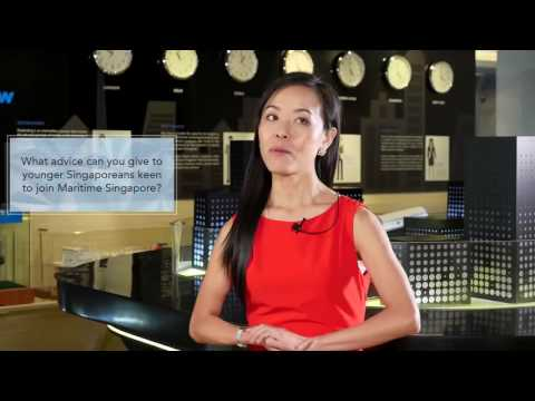 Faces of Maritime Singapore - Ashley Loke