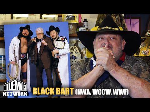 Black Bart Full Shoot Interview (WCCW, Ric Flair, Von Erichs, Ultimate Warrior, NWA Wrestling)