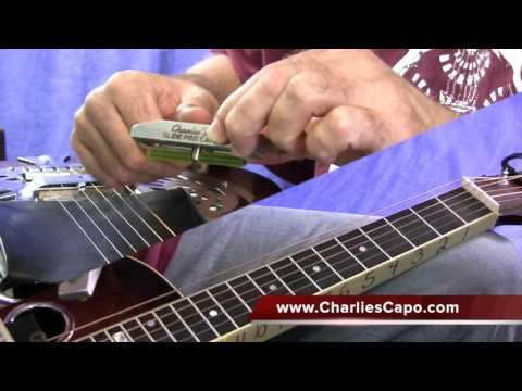 MAIDEN'S PRAYER - Country Dobro Lesson - GBDGBD Tuning