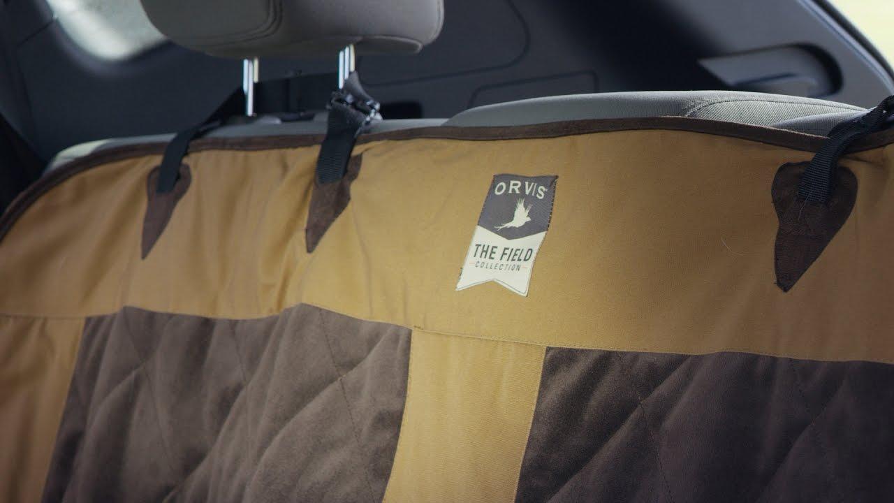 microvelvet reversible dog hammock car seat protector microvelvet reversible dog hammock car seat protector   youtube  rh   youtube
