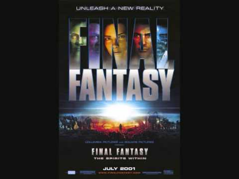 Final Fantasy: The Spirits Within by Elliot Goldenthal - Entrada