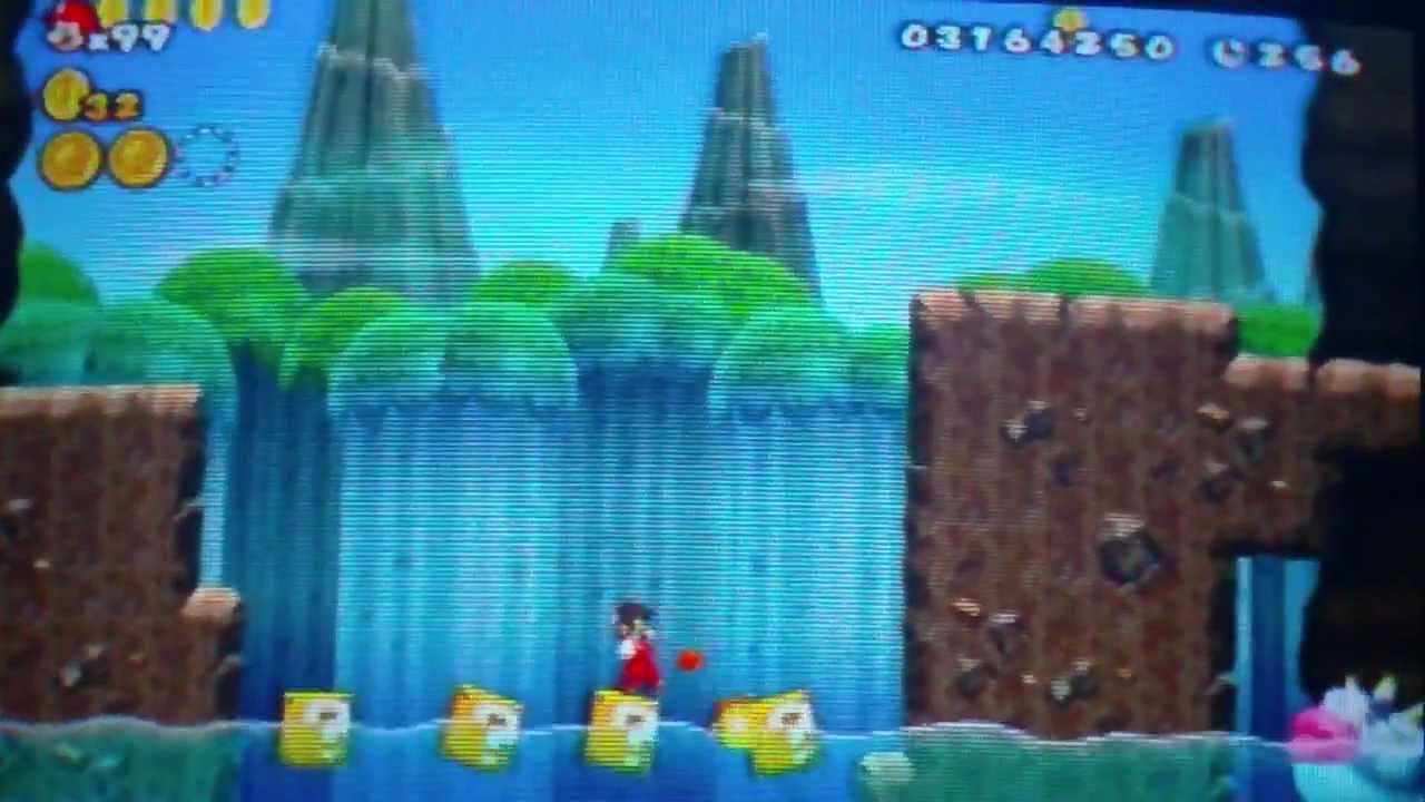 Let's Play New Super Mario Bros Wii - Part 17: BIG BERTHA ...