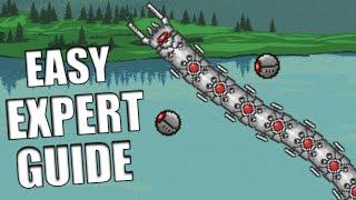 Terraria Destroyer Guide Expert