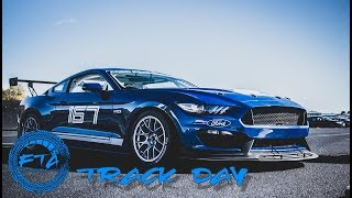 Ford Mustang GT Race Car Track Day | LAPS Inc | Autobahn Country Club | October 2019