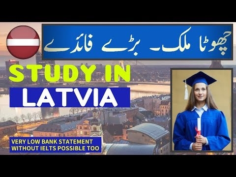 Study in Latvia for Pakistani & Indian Students | Visa Guru