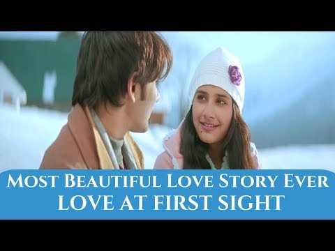 Most Beautiful And Super Love Story Ever - Love At First Sight Short Film PArt 1