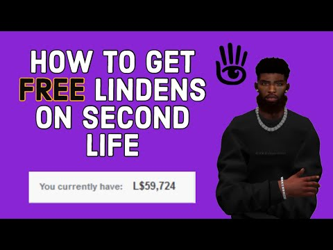HOW TO GET FREE LINDENS   Second Life
