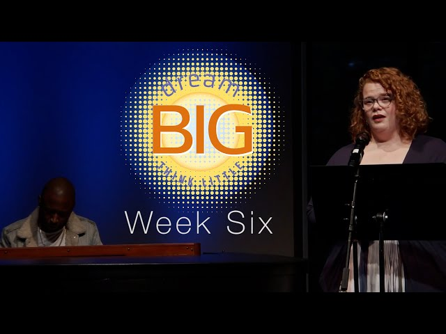 Dream Big Think Little    Week 6   Sunday Mass for May 9
