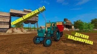farming simulator 2017 #3 заработок на тюках