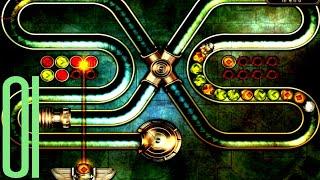 [Remastered Series] Atlantis Sky Patrol ! Episode #01 : SAVING THE WORLD AGAIN
