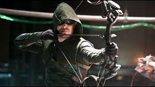 Флэш против Стрелы (Flash vs Arrow)