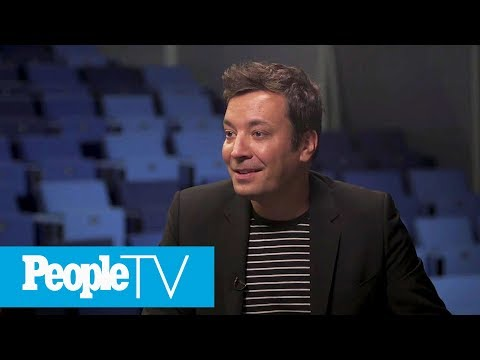Jimmy Fallon Shares The Adorable, Tearful Story Of How He Proposed To Wife Nancy  PeopleTV