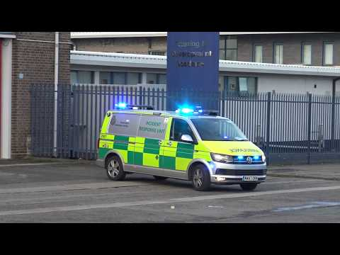 North West Ambulance Service / HART Team - 2017 VW Transporter ISU Turnout