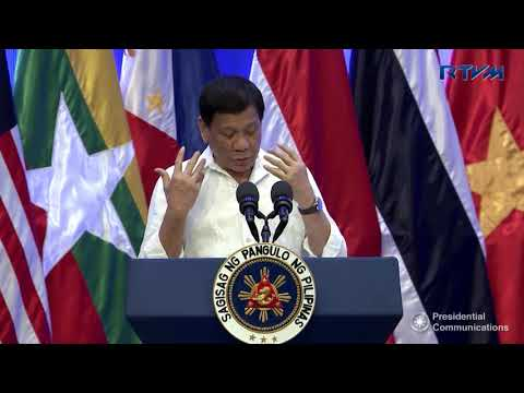 The High Level Forum on ASEAN@50 (Speech) 10/19/2017