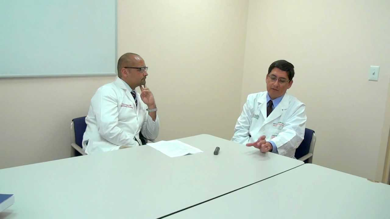 Kidney Cancer Dr Tony Talebi Discusses The Treatment Of Stage 4 Metastatic Renal Cell Carcinoma Youtube