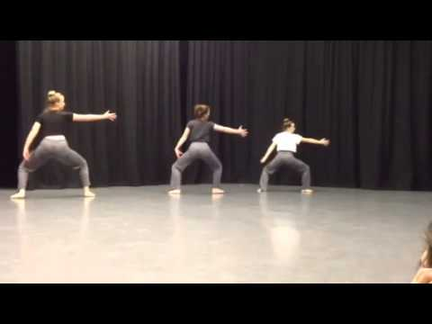 Group Choreography to Bloodflood - Alt J