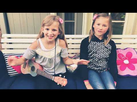"First video! Original song called ""2 Best Friends"" by Sierra Belle and MiaBella"